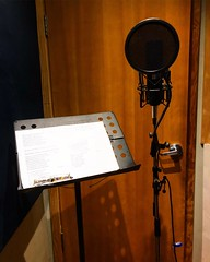 Time to Sing (Pennan_Brae) Tags: vocalist singasong vocals sing singer musicproduction musicproducer recordingsession recordingstudio recording musicstudio mic singing microphone