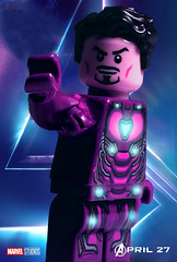 Iron Man | Infinity war (DuckEntity/TBC44) Tags: lego infinity war iron man
