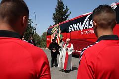 S'estrena el nou bus oficial