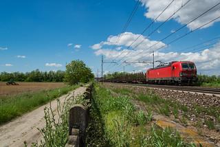 E191 020 DB CARGO ITALIA - TAVAZZANO