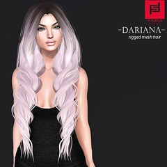 Dariana (FABIA.HAIR) Tags: sanarae hair rigged moda woman beauty look piktures fabia nice meef head special second sl socondlife life lovely avatar spam style shopping new release best love everyday art