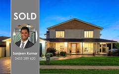 2 Pokolbin Avenue, Kellyville Ridge NSW