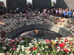 The 103rd year Of Armenian Genocide (Alexanyan) Tags: armenian genocide yerevan armenia 1915 anniversary 103rd ottoman empire armenians massacre հայոց ցեղասպանության զոհերի հուշահամալիր 24 april tsitsernakaberd memorial complex ծիծեռնակաբերդ remembrance victim commemorate monument museum institute young turks