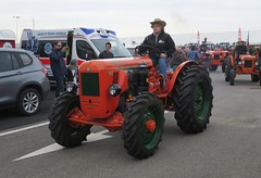 Same Super Cassani DA 47 DT (samestorici) Tags: trattoredepoca oldtimertraktor tractorfarmvintage tracteurantique trattoristorici oldtractor veicolostorico da47 38 ponterigido