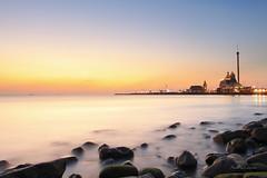 夕彩 - 漁人碼頭 (Lavender0302) Tags: 夕陽 漁人碼頭 福容飯店 情人塔 油車口 沙崙 淡水 新北市 台灣 taiwan sunset