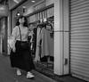 Stripes (Bill Morgan) Tags: fujifilm fuji x100f bw jpeg acros lightroomclassic street kichijoji tokyo