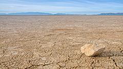 Expanse (CEBImagery.com) Tags: arizona bed cloudsmountains desert desolate dry lake mud playa rock sky texture