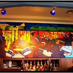 New Orleans Louisiana  - Royal St Charles Hotel - Boutique -  Mural in Bar thumbnail