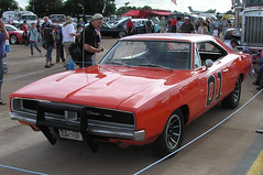 Dodge Charger (Pentakrom) Tags: riat fairford 2007 dodge charger general lee