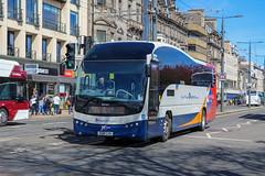 53703 OU10GYK Stagecoach Fife (busmanscotland) Tags: 53703 ou10gyk stagecoach fife ou10 gyk volvo b9r plaxton elite national express thames transit east kent
