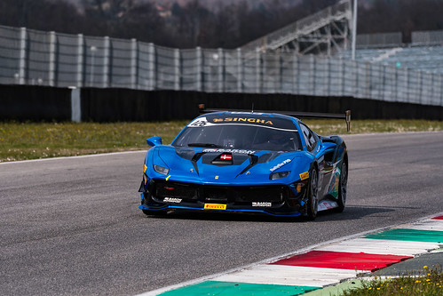 "Ferrari Challenge Mugello 2018 • <a style=""font-size:0.8em;"" href=""http://www.flickr.com/photos/144994865@N06/41083333594/"" target=""_blank"">View on Flickr</a>"