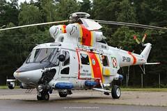 Straz Graniczna W-3 SP-VSN @ Gdansk (Heliexperte) Tags: police aviation air border guard poland straz graniczna helicopter hubschrauber