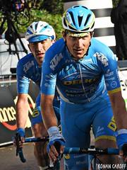 DSCN3953 (Ronan Caroff) Tags: cycling cyclisme ciclismo cyclist cycliste cyclists velo bike course race lannilis bretagne breizh brittany 29 finistère france coupedefrance trobroleon ribin ribinou dust mud boue poussiere men man sport sports avril april