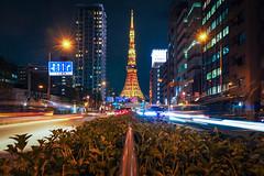 東京鐵塔|TOKYO TOWER (里卡豆) Tags: minatoku tōkyōto 日本 jp olympus 東京 tokyo tokyocity 關東 panasonicleicadg12mmf14 panasonic leica dg 12mm f14 epl9 東京鐵塔 tokyotower