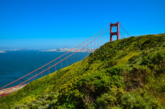 Golden Gate Bridge Overlook - Battery Spencer - Marin County - California (TravelMichi) Tags: californa california travel usa2018 millvalley usa us