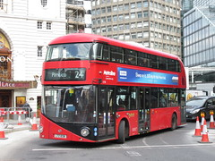 Transport for London Metroline LT38 (TheTransitCamera) Tags: london england uk city central transportforlondon tfl bus transportation transport travel transit metrolinelt38 tfllt38 wrightbus nrm newroutemaster route 024 route024