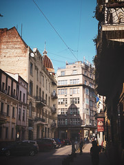 Lviv (wichrzu_wichrzu) Tags: lviv city ukraine spring may citylife