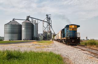 Spotting Coshocton Grain