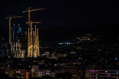 (Astrid77) Tags: barcelona catalunya catalonia katalonien astrid77 night bluehour sagradafamilia gaudi antonigaudí