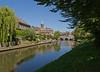 Roermond - Stenen Brug (grotevriendelijkereus) Tags: roermond netherlands holland nederland limburg city stad town plaats roer river rivier water bridge brug stenen stroom uitzicht view
