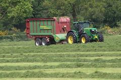 another  Beautiful Day (excellentzebu1050) Tags: silagegrass harvest harvesting grass farm fieldwork coth5