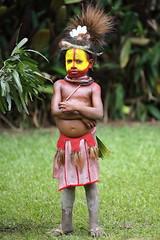 Mount Hagen.Junior (AdjaFong) Tags: papuanewguinea child kind