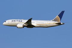 B787-8.N45905-1 (Airliners) Tags: united unitedairlines 787 b787 b7878 dreamliner boeing boeing787 boeing7878 boeingdreamliner iad n45905 51118