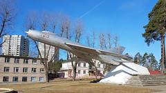 Sukhoi Su.7BM Soviet Union Air Force code 29 red preserved in Minsk, Belarus (sirgunho) Tags: su7 su7bm su 7 sukhoi soviet union air force code 29 red preserved minsk belarus