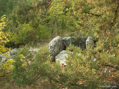 Крим, Таврські могильники на горі Кішка InterNetri Ukraine 2009 148