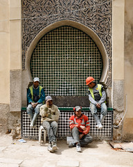 Breaktime (Occipitals) Tags: people photography portraits portrait photographer londonstreets londonphotographer london lifestyle person shadows light morocco marrakech city life day summer spring sunny sun groupofpeople streetsoflondon travel destination