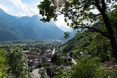 Valle d'Aosta (Fabrizio Aloisi) Tags: valle vallè aoste aosta valledaosta vda pont ponte pontsaintmartin vallata vite vitigni uva vino gradoni verde montagna vallet