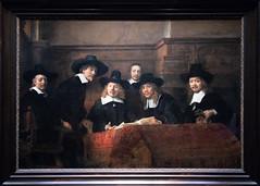 The Syndics   Rembrandt van Rijn   1662   The Rijksmuseum-32 (Paul Dykes) Tags: rijksmuseum museumofthenetherlands art gallery museum amsterdam netherlands nl holland thesyndics rembrandtvanrijn 1662