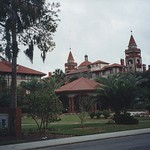 St Augustine  Florida - Ponce de Leon Hotel - Flagler College - Historic thumbnail