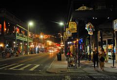 Ybor City (Infinity & Beyond Photography) Tags: ybor city historic district tampa florida street road night photo photography streetlights nights