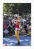 hula - acrobat (piktorio) Tags: berlin germany streetparty acrobat woman rings hoolahoop audience people park performance kids theatre kdk2018 karnevalderkulturen sunshine costume piktorio kreuzberg