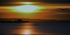 Pier Shot (beachpeepsrus) Tags: pier sun sunrise clouds pacificocean seagull mountians shore alamitosbay