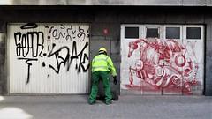 Feo Flip / Magnelstraat - 17 apr 2018 (Ferdinand 'Ferre' Feys) Tags: gent ghent gand belgium belgique belgië streetart artdelarue graffitiart graffiti graff urbanart urbanarte arteurbano ferdinandfeys feoflip