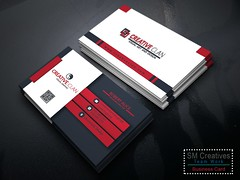 Creative Business Card (S M Abu Syeed) Tags: businesscard branding advertising graphicdesign printdesien photoshop