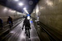 DSCF9889 (LEo Spizzirri) Tags: 99 bicycle bike bikes cascadebicycleclub emeraldcityride i5 jonathon mary race seattle viaduct