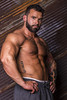 Model Kent Whiteside (Joe Eisel) Tags: columbus ohio usa male man fit fitness model power lifter body builder tamronsp70200mmf28divcusd beard ink tat tattoo bodybuilder