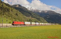 ÖBB Rh 1116 095 (Bradley Morey) Tags: öbb rh 1116 taurus siemens tauern gastein dorfgastein gasteinertal österreich ekol tauernbahn trieste trainspotting