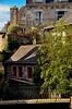 Quimper (Massimo Frasson) Tags: francia france bretagna bretagne breizh bzh finistère quimper centrostorico oldcity pittoresco architettura arte medioevo palazzi ponte giardino piante