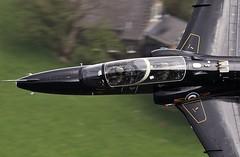 cockpit (Dafydd RJ Phillips) Tags: raf royal air force hawk bae sysytems t2 loop mach valley zk037 cockpit pilot