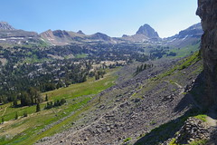 Alaska Basin (akortrey) Tags: grandtetonnationalpark tetoncresttrail wyoming wilderness mountains alaskabasin