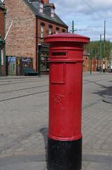 IMGP9538 (Steve Guess) Tags: beamish open air museum county durham england gb uk post pillar royal mail box