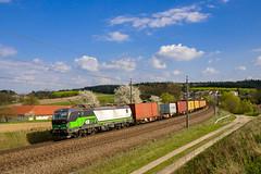193 725 (139 310) Tags: np baureihe tec43956 österreich evu 193 tec ell kbs150 193725 zugnummer kbs passauerbahn vectron katzbach oberösterreich at
