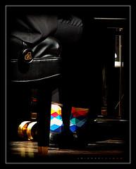 Dem Sox (J Michael Hamon) Tags: seanchen chen brahms concerto piano ankles socks colors feet pedals dark photoborder columbus indiana columbusindiana bartholomewcounty columbusindianaphilharmonic orchestra hamon nikon d3200 nikkor 55300mm classical music blackbackground portrait portraiture
