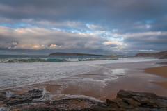 My Eyes Adored You DSC_5300 (BlueberryAsh) Tags: april2018 phillipisland beach borebeach sanremo ocean waves water sand rocks longexposure sunrise nikond750 nikon24120 australianseascape seascape cloudsstormssunsetssunrises