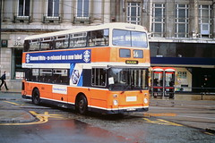 First Manchester 4349 (MNC 549W) (SelmerOrSelnec) Tags: firstmanchester leyland atlantean northerncounties mnc549w manchester mosleystreet gmt greatermanchestertransport gmpte greatermanchesterpte bus