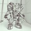 R&D PNG-IV Concept Mech (Marco Marozzi) Tags: lego legodesign legomech bricks moc mecha mech robot marco marozzi